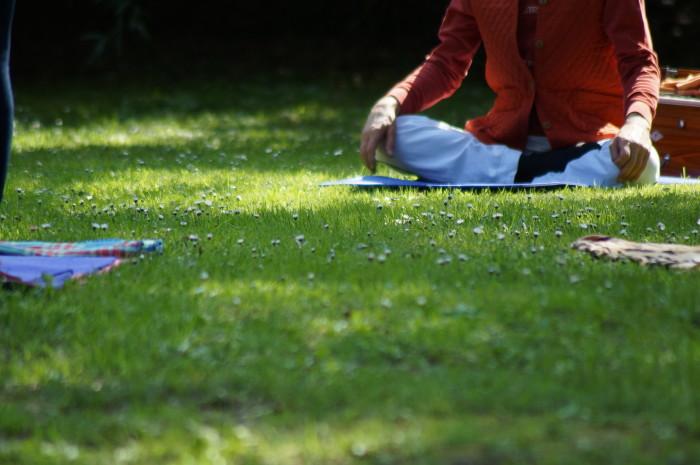 Primavera in Yoga